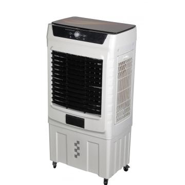 Glass Cover 55L Tank Capacity 8000CBM Air Cooler