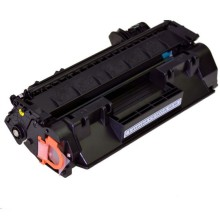 Printer Plastic compatible stable black toner Cartridge
