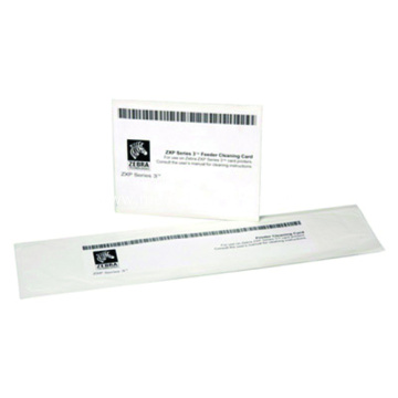 Zebra 105999-805 Transfer Roller Cleaning Cards