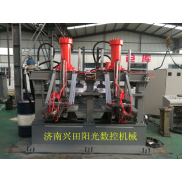 Rectangle Steel Hoop Bending Machine