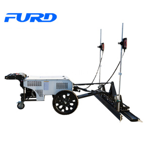 Handheld Concrete Construction Machine Laser Screed