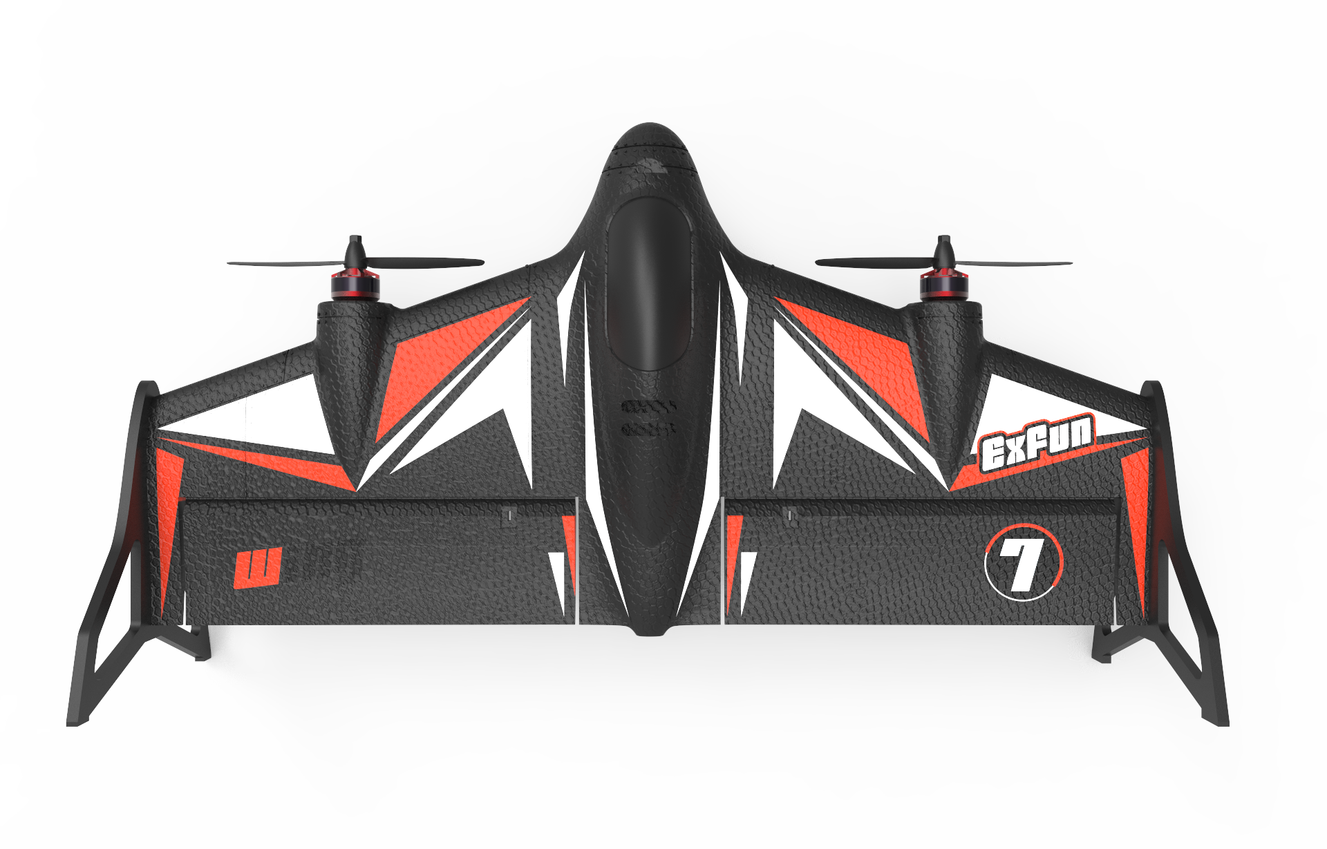 VTOL RC Airplane
