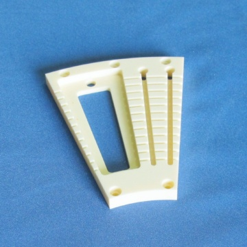 China for Structural Component Ceramic Part Type 99.5% alumina ceramic assembly export to India Suppliers
