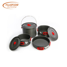 Ensemble de cuisson durable pour pot de cuisine Northern Designs Camp