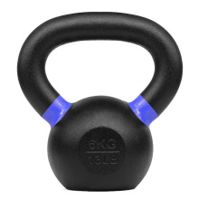 13 LB Powder Coated Kettlebells