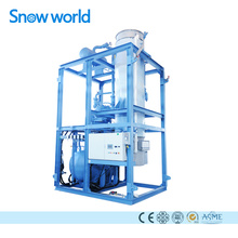 Snow world 40T Tube Ice Machine