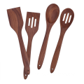 Walnut wood cooking tools