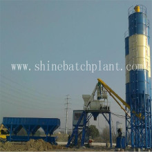 Good Quality for Concrete Machine 75 Ready Construction Cement Mixing Plant export to Luxembourg Factory