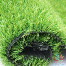 Green Commercial Artificial Grass Landscape
