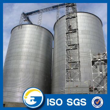 Wheat Storage Silo Spiral Steel Silo
