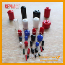 Hot sale for Heat Shrink End Caps PVC Elastic Sealing Cap Dustproof Cap export to Poland Factory