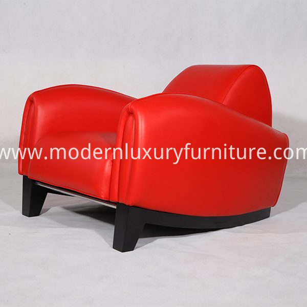 Leather Franz Romero Bugatti Chair Replica
