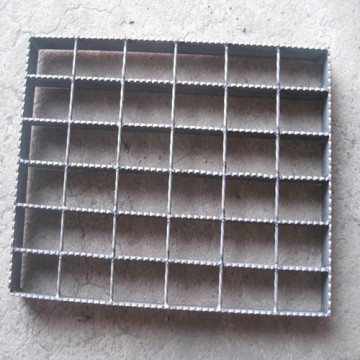 Professional Manufacturer for Galvanized Steel Grating Galvanized Serrated Steel Grid supply to Ecuador Importers