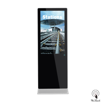 55 Inches Digital Signage Panel for Metro Station
