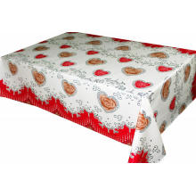 Best-Selling for Table Cover Transfer Printing Tablecloth with Silver/Gold target supply to Armenia Manufacturers
