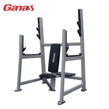 Commercial Gym Exercise Equipment Olympic Shoulder Bench