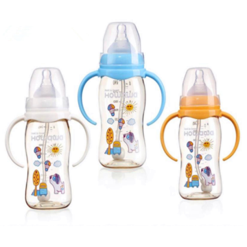 320ml Baby PPSU Feeder BPA Free Bottles