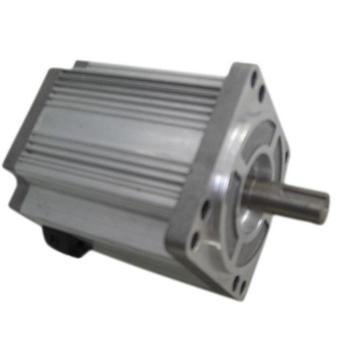 110mm high torque brushless dc motors with aluminium alloy extruded endcaps Aluminium alloy extruded endcaps BLDC motors / 3 pha
