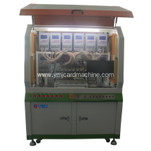 Smart Card Welding Machine Eight Heads