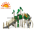 Large Playgame Natural Facility For Kids