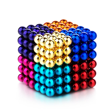 5mm neodymium buck ball toy ndfeb magnets