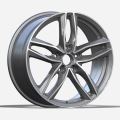 Audi A6 Replica Wheel 20-21 Inch Gunmetal Polished