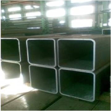 STD Black MS Cold Drawn Seamless Square Steel Pipe