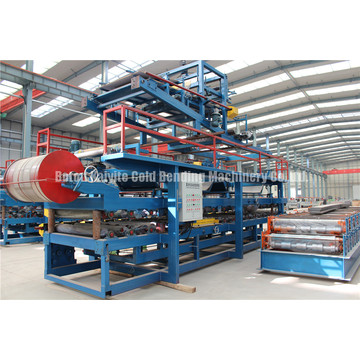 EPS Sandwich Forming Machine