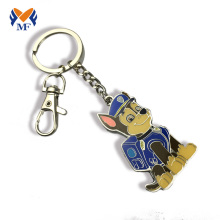 Factory Cheap price for Enamel Keychain Custom metal engraved keychain for best friend supply to French Guiana Suppliers