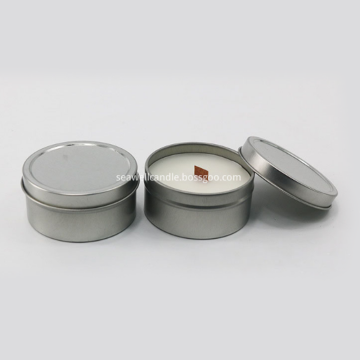 Air Purifying Scented Label Soy Candle