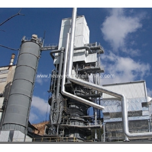 Lime Production Plant Vertical Lime Kiln For Sale