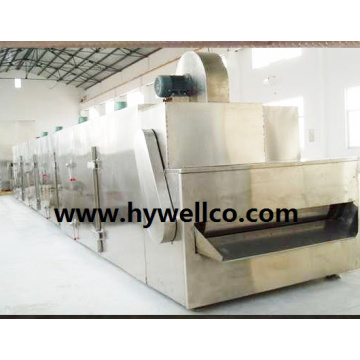 Cucumber Chips Belt Type Dryer