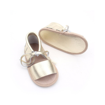 2019 Summer Leather Baby Sandals
