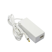 white 12v 5a 60w power adapter