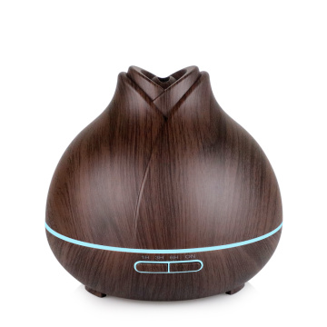 Elegant Flower Design Cool Mist Ultrasonic Air Humidifier