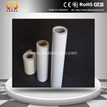 Opaque Milky White Pet Film Scrap For Insulation