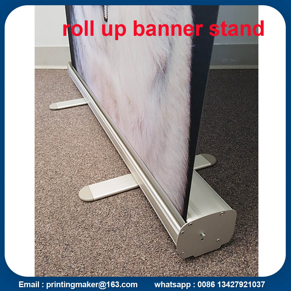Aluminum Pull Up Trade Show Banner