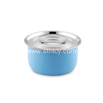 Stainless Steel Oil Pot Soup Pot Stock Pot