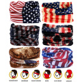 6 Pieces Sports Headband Bandana Outdoors Headwear
