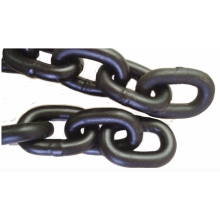 High quality steel galvanized round link chain