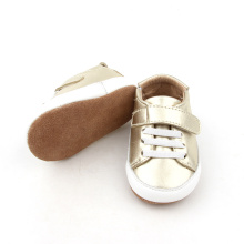 Golden Causal Comfortable Shoes