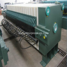 Low Cost Chamber Membrane Filter Press Equipment Machinery