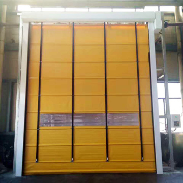 High Speed flexible stacking sliding door