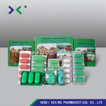 100% Original Factory for Animal Deworming Albendazole Bolus Cattle and Sheep Deworming supply to Netherlands Factory