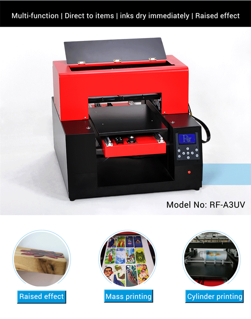Uv Flatbed Printer Head