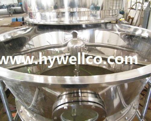 High Efficiency Fluidized Bed Drying Machine