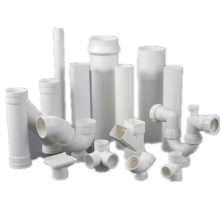 PVC-U PIPES FOR DRAINAGE AND SEWERAGE