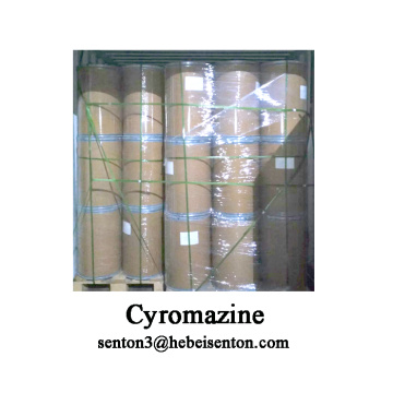 Professional for Agrochemical Crop Protection Insecticide Cyromazine As Insect Growth  Regulator supply to South Korea Supplier