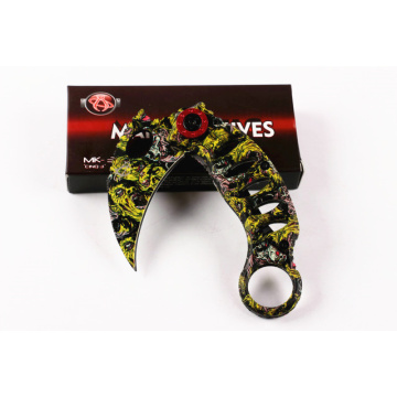 Customized for Karambit Pocket Knife cs go Karambit Folding Pocket Knife supply to Iceland Factories