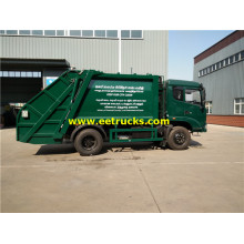 DFAC 10m3 Trash Compressed Trucks